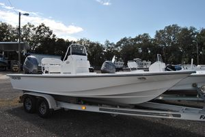 New Frontier 2104 Center Console Fishing Boat For Sale