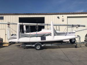 Used Corsair 750 Sprint Multi-Hull Sailboat For Sale