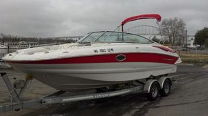 Used Crownline 240X240X Ski and Wakeboard Boat For Sale