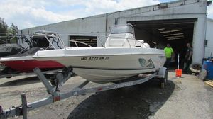 Used Aquasport 190 Osprey190 Osprey Saltwater Fishing Boat For Sale