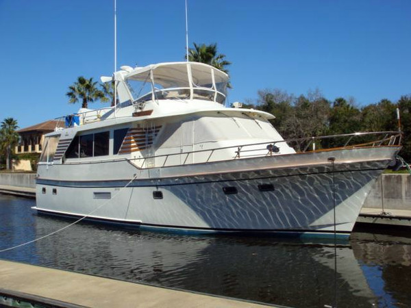 Used Defever Performance Offshore Cruiser Motor Yacht For Sale