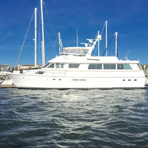 Used Hatteras 5 Stateroom Motoryacht Motor Yacht For Sale