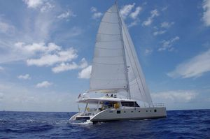 Used Sunreef 62 Catamaran Sailboat For Sale