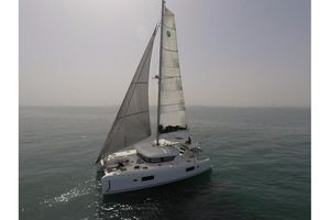Used Lagoon 42 Catamaran Sailboat For Sale