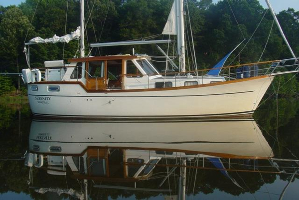 Used Siltala Yachts Nauticat Cruiser Sailboat For Sale