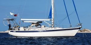 Used Hallberg-Rassy 42 Cruiser Sailboat For Sale