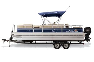 New Sun Tracker SportFish 22 DLXSportFish 22 DLX Pontoon Boat For Sale