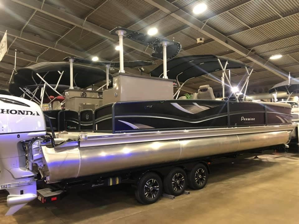 2019 New Premier 310 Accolade310 Accolade Pontoon Boat For