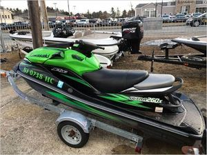 Used Kawasaki Jt1500e9f High Performance Boat For Sale