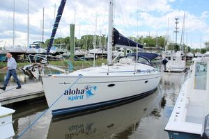 Used Bavaria 42 Cruiser Sailboat For Sale