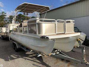 Used Godfrey Pontoon Custom 20 Pontoon Boat For Sale