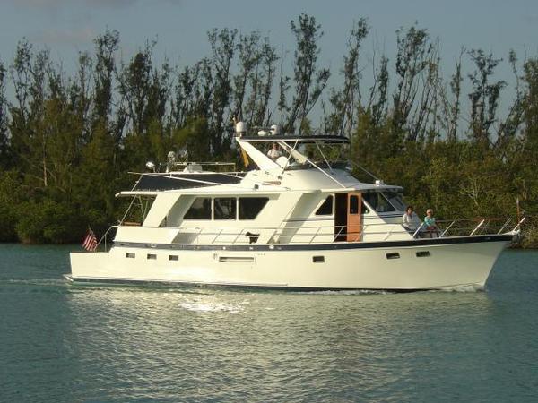 Used Defever Cockpit POC Aft Cabin Boat For Sale
