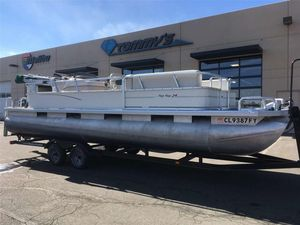 Used Tracker PontoonPontoon Pontoon Boat For Sale
