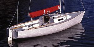 Used J Boats 22 Racer and Cruiser Sailboat For Sale