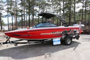 Used Moomba Mobius LSV 21 Ski and Wakeboard Boat For Sale