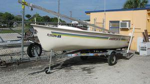 Used American 18 Daysailer Sailboat For Sale
