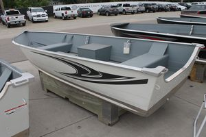 New Smoker Craft 15 Alaskan DLX15 Alaskan DLX Utility Boat For Sale