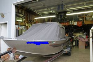 Used Jetcraft Pro Steelhead Aluminum Fishing Boat For Sale