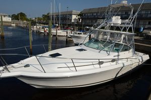 Used Stamas 370 Express370 Express Saltwater Fishing Boat For Sale