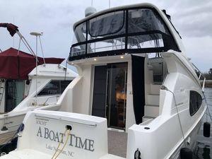 Used Silverton Yacht 330 Sport Bridge Express Cruiser Boat For Sale