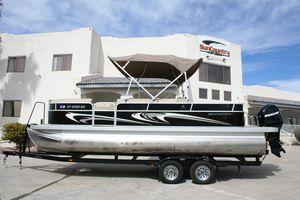 Used Bennington 22SCW22SCW Pontoon Boat For Sale