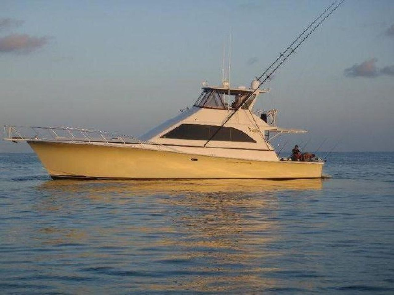 1991 Used Ocean Yachts Sports Fishing Boat For Sale