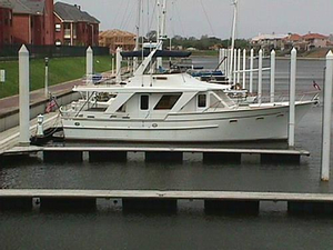 Used Defever 48 Trawler Aft Cabin Boat For Sale