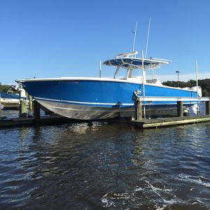 Used Jupiter 38 HFS High Performance Boat For Sale