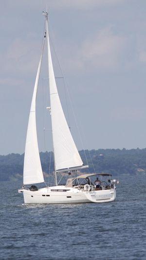 Used Jeanneau Sun Odyssey 479 Sloop Sailboat For Sale