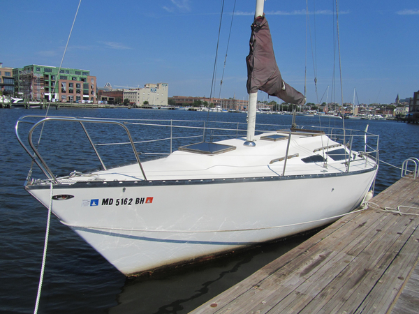 Used Seidelmann 299 Racer and Cruiser Sailboat For Sale