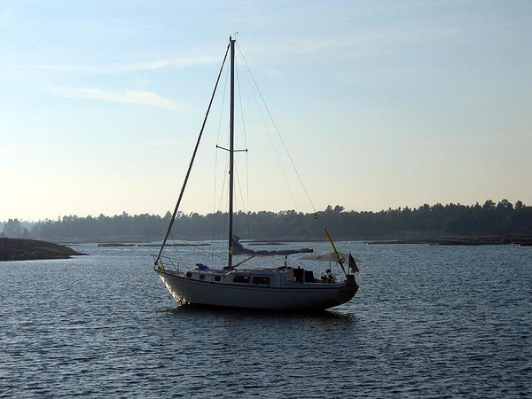 Used Seafarer Sloop Rig Sloop Sailboat For Sale