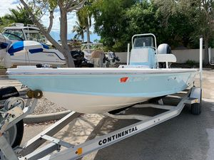 Used Hewes Redfisher 18 Center Console Fishing Boat For Sale