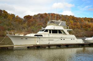 Used Hatteras 58 Yachtfish Motor Yacht For Sale