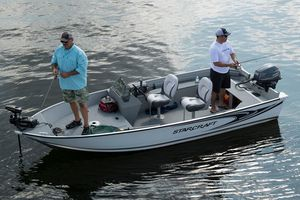New Starcraft Patriot 16 SCPatriot 16 SC Utility Boat For Sale