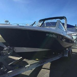 Used Everglades 230dc Cruiser Boat For Sale
