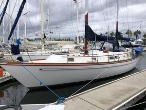 Used Gulfstar G43 Cruiser Sailboat For Sale
