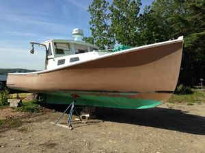 Used Holland Commercial Boat For Sale