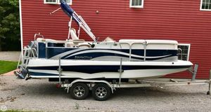 Used Southwind 201L HYBD Deck Boat For Sale