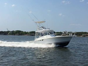 Used Luhrs Open Tournament Convertible Fishing Boat For Sale