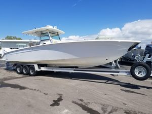 Used Marlago 37 SS Center Console Fishing Boat For Sale