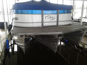 Used Manitou X-plode SRW SHP Pontoon Boat For Sale