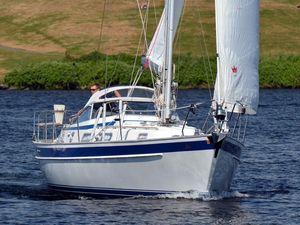 Used Hallberg-Rassy 36 Cruiser Sailboat For Sale