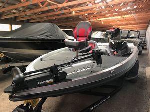 New Ranger Z519 Bass Boat For Sale