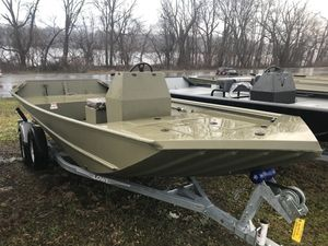 New Lowe Roughneck 1860 Pathfinder Jon Boat For Sale