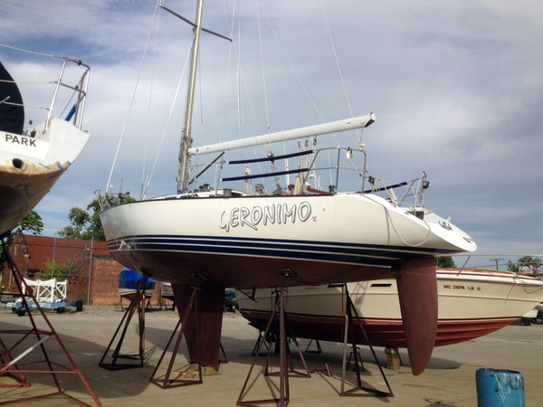 Used Schock 41 GP Sloop Sailboat For Sale