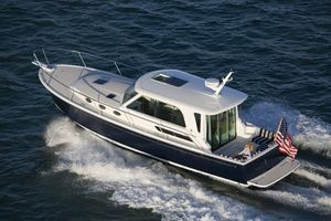 New Back Cove 37 Express Cruiser Boat For Sale