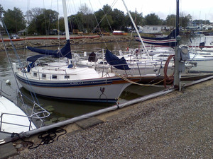Used Bayfield 32C Cutter Sailboat For Sale