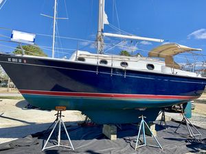 Used Com-Pac 25 Cruiser Sailboat For Sale