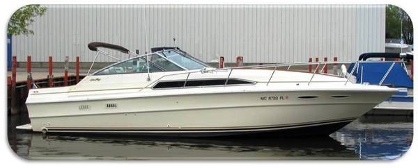 Used Sea Ray Sundancer Bowrider Boat For Sale