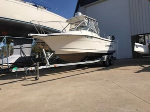 Used Trophy 2352 Walkaround Center Console Fishing Boat For Sale